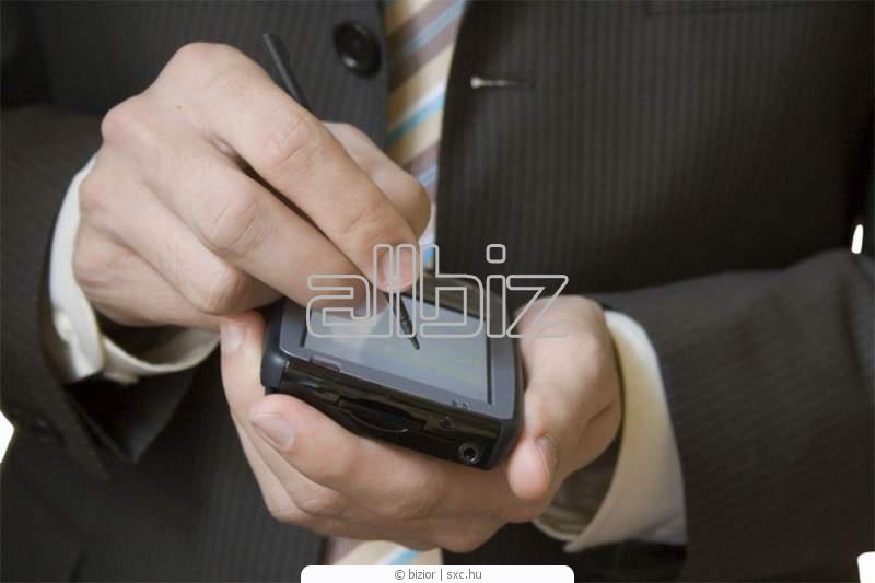 Pedido Sistema de Interaccion de Mensajes