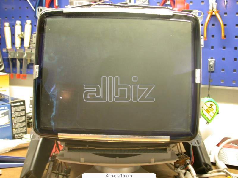 Pedido Reparación y mantenimiento de tv,