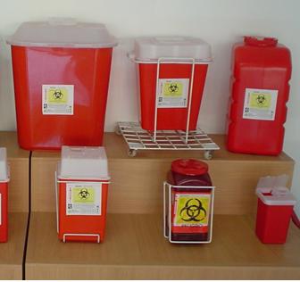 Pedido Transporte, tratamiento de los residuos biopeligrosos