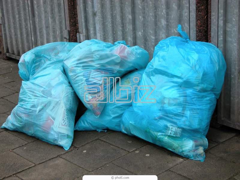 Pedido Transporte de residuos