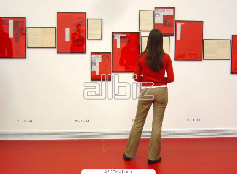 Pedido Expocisiones de arte