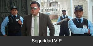 Pedido Seguridad VIP