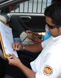 """Pedido Programa """"Auto control de riesgo"""" de Conducción"""