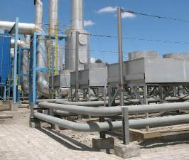 Pedido Mantenimiento técnico reglamentario de centrales eléctricas y generadores de diesel