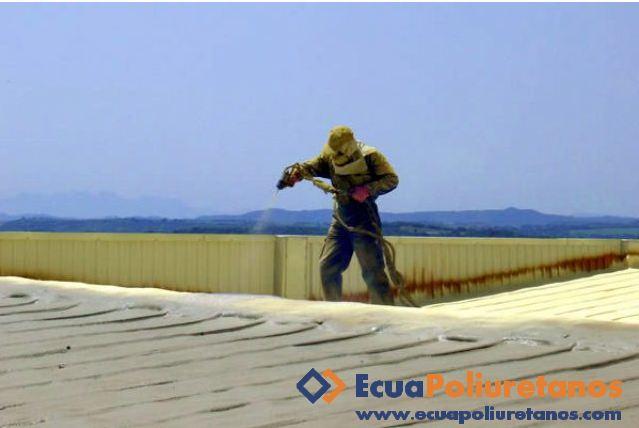 Pedido Poliuretano - Aislamiento Térmico para Techos y Muros - Quito