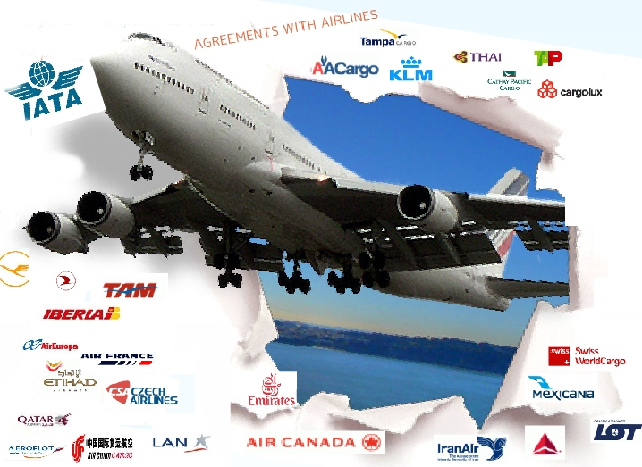 Pedido Airfreight Services