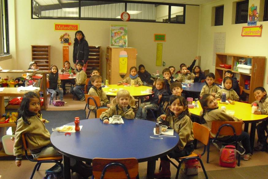 Pedido Colegio Montebello