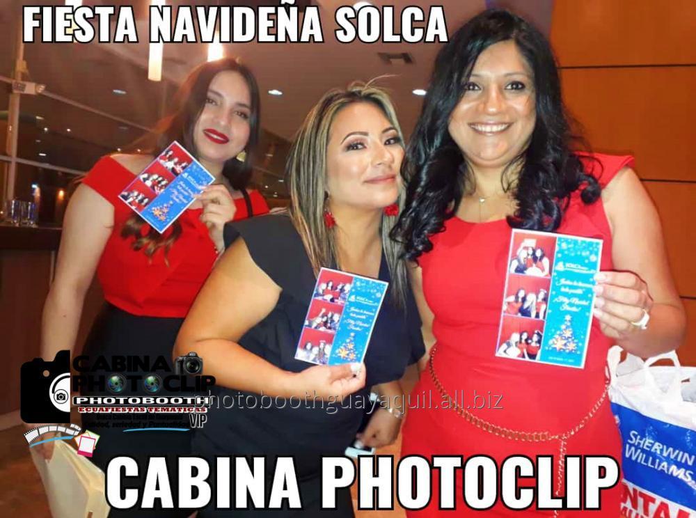 Pedido PHOTOBOOTH SAMBORONDON FOTOCABINAS FOTOS LOCAS ECUADOR
