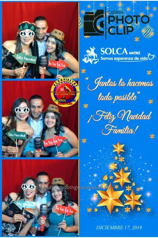 Pedido PHOTOBOOTH GUAYAQUIL FOTOCABINAS FOTOS LOCAS ECUADOR