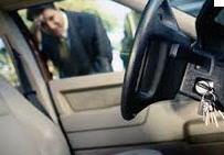Pedido Apertura de urgencia de cerraduras de automóvil