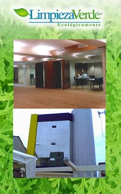 Pedido Limpieza integral de edificios y oficinas