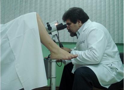 Pedido Unidad de Colposcopía y Patología del tracto genital inferior
