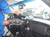 Pedido Euroself - lavado profundo de tapicería de autos
