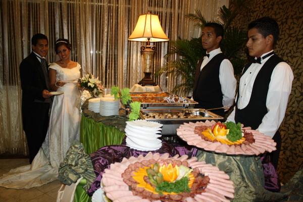 Pedido Banquetes