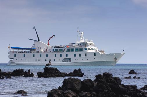 Pedido Crucero de Lujo a Galápagos Yate La Pinta