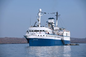 Pedido Crucero a Galapagos M/N Santa Cruz