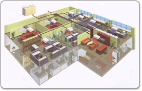 Pedido Diseño de sistemas de acondicionamiento de aire y ventilación mecánica