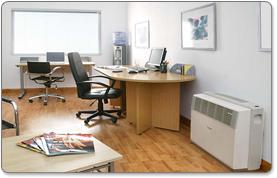 Pedido Instalaciones de sistemas de acondicionamiento de aire y ventilación mecánica