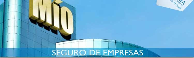 Pedido Póliza Empresarial de Latina Seguros