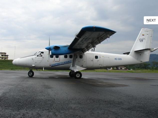 Pedido Trabajos Aéreos Especializados con Avión: