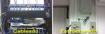 Pedido Instalación y Mantenimiento de Cableado Estructurado