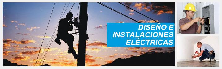 Pedido Diseño e Instalaciones Eléctricas