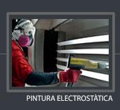 Pedido Pintura electrostática