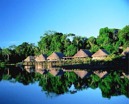 Pedido Ruta Amazonica Flora y Fauna Ecuatoriana
