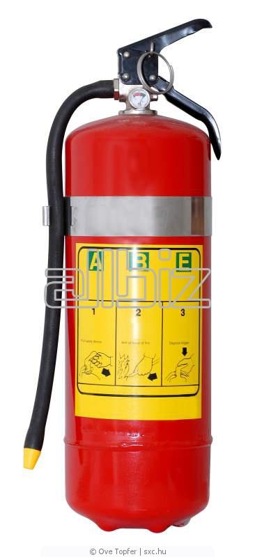Pedido Recarga de extintores