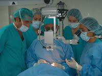 Pedido Cirugia de retina