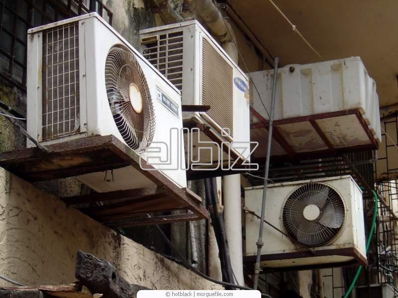 Pedido Repuestos para aire acondicionado