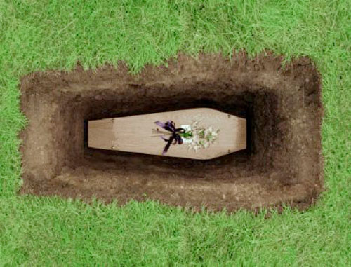 Pedido Organizacion de funeral