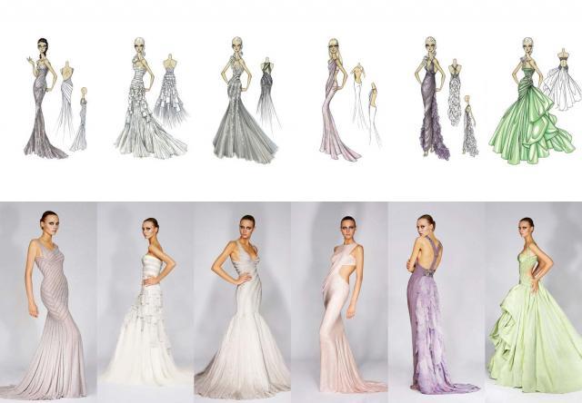 Pedido Fashion couture