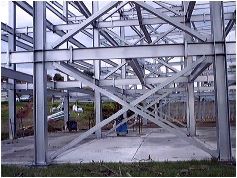 Pedido Arquitectonica esctructuras metalicas