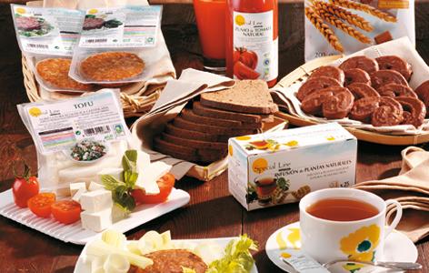 Pedido Control de calidad de productos dieteticos
