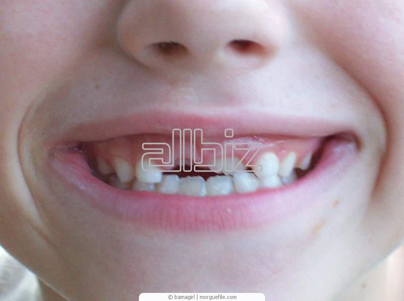 Pedido Odontopediatría