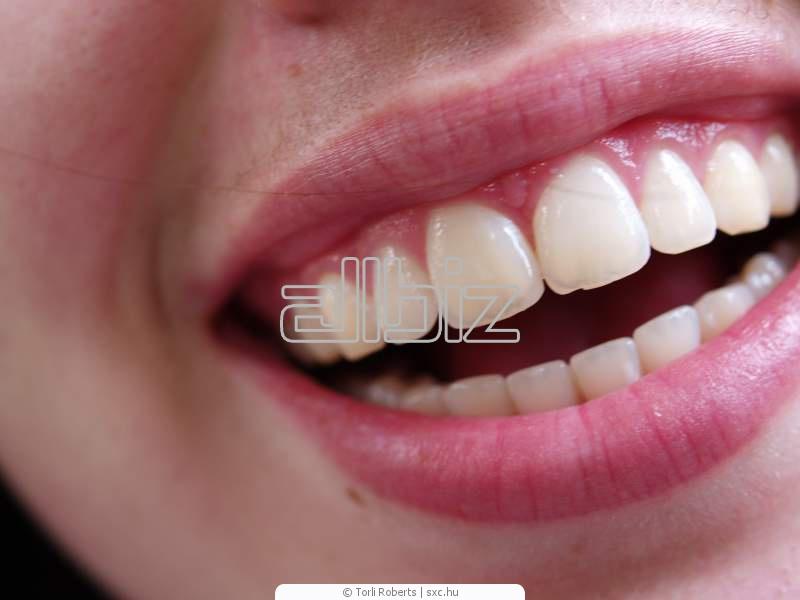 Pedido Odontología general