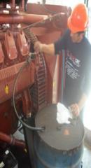 Mantenimiento de assesorios electricos