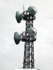 Montaje de redes telefonicas