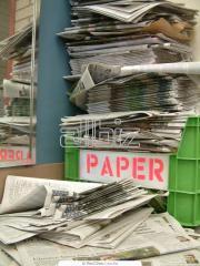 Recoleccion de residuos peligrosas