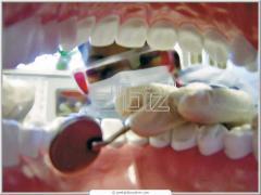 Servicios endodonticos