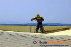 Poliuretano - Aislamiento Térmico para Techos y Muros - Quito