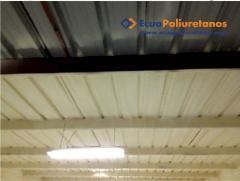 Poliuretano Spray - Aislamiento Térmico para Techos y Muros – Salinas