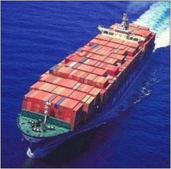 Sea Shipment services