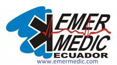 Alquiler de ambulancias, cobertura de eventos, capacitación,