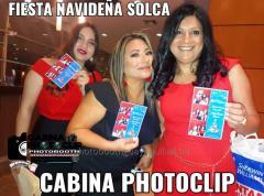 PHOTOBOOTH SAMBORONDON FOTOCABINAS FOTOS LOCAS ECUADOR