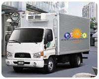 Transporte e instalación de los equipos