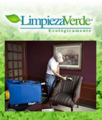 Limpieza e impermiabilización de tapices
