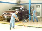 Servicio de mantenimiento y limpieza