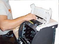 Reparación y Mantenimiento de Impresoras Láser, Tinta y Multifuncionales